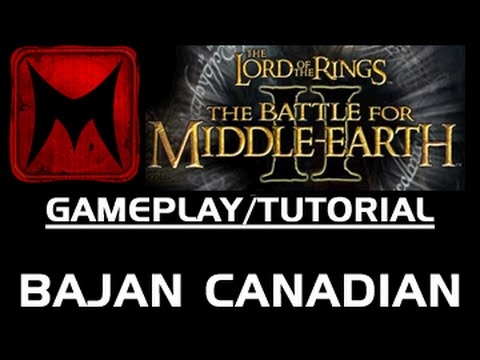 Battle for Middle-Earth 2: Glitch/Cheat - Custom Heroes by Bajan Canadian (BME2 Tutorial/Commentary)