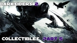 Darksiders 2 - Collectibles Part 5