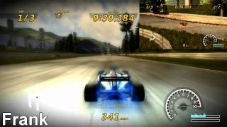 Flatout 3. ONLY 18  ����� ��������� LET'S PLAY ����������� ���� ������� 3 �����