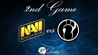 Na'Vi vs IG - ����� 2 ���� (The International 2) ������� ����������� v1lat dota 2 ��������� ���� 2 ����� Dota 2  vs Na