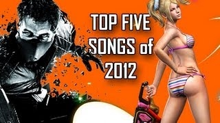 Top 5 Overlooked Songs of 2012 (Inside Gaming)