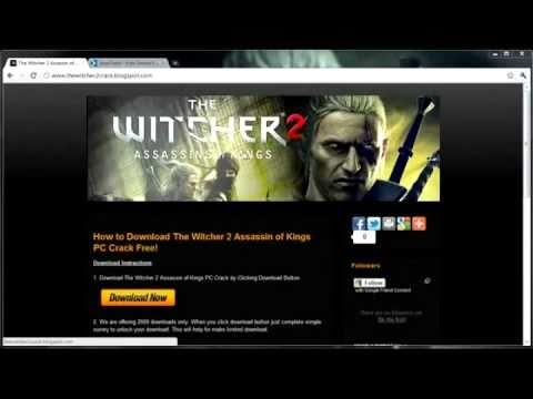 Посмотреть ролик - How To Install The Witcher 2 Assassin of Kings SKIDROW C