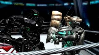 REAL STEEL Game Promotional Trailer (US) ������� ���� REAL STEEL Game Promotional Trailer (US)