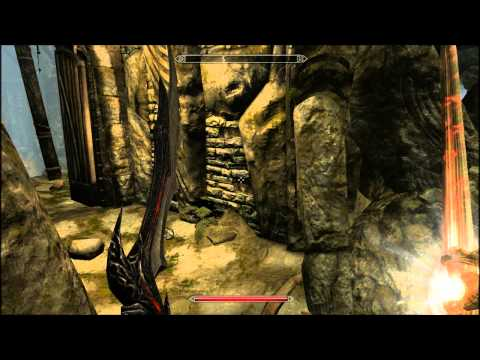 Skyrim: Forelhost Dragon Priest Mask (Rahgot) PART I форелхост