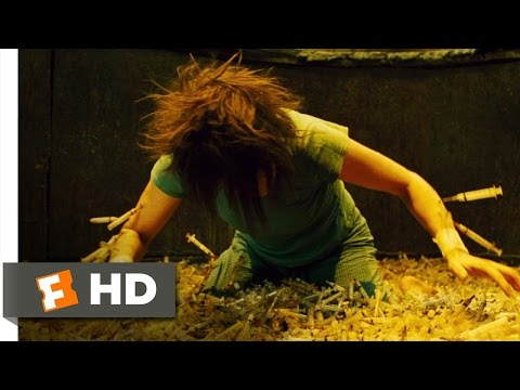 Видео хоррор Saw 2 (5/9) Movie CLIP - The Needle Pit (2005) HD пила шприцы