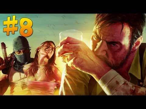 Max Payne 3 - Gameplay Walkthrough - Part 8 - Chapter 6 (X360/PS3/PC) [HD] Max Payne 3 xbox 360 прохождение