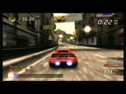 Classic Game Room HD - BURNOUT REVENGE for Xbox 360 review burnout xbox 360 Burnout Revenge на xbox 360 видео burnout  revenge прохождение