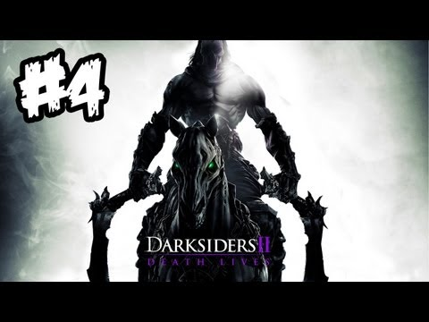 Darksiders 2 Gameplay Walkthrough - Part 4 - INTO THE CAULDRON!! (Xbox 360/PS3/PC Gameplay) darksiders ii геймплей ps3