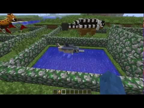 Pre-Historic Minecraft \Mod Spotlight / Tutorial minecraft dinosaurs