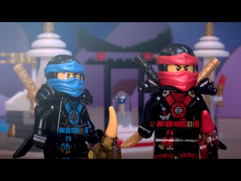 Lego Ninjago Season 2 Ep 15: Pirates vs. Ninja лего ниндзя lego ninjago 2 сезон  15 серия lego ninjago 2 сезон 5 серия