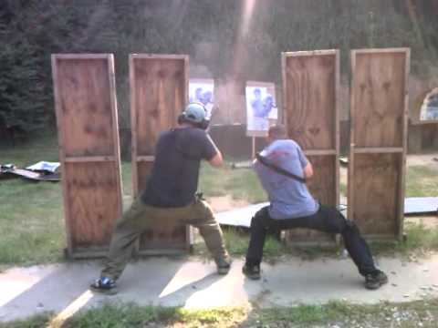 Aaron Cohen Israeli Limited Penetration CQB Entry Method cqb room entry