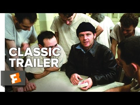 One Flew Over The Cuckoo's Nest [trailer] (1975) .demonion