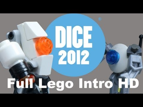 Lego Video Game Montage (2012 Interactive Achievement Awards Opening) lego game 2012 The Opening Montage