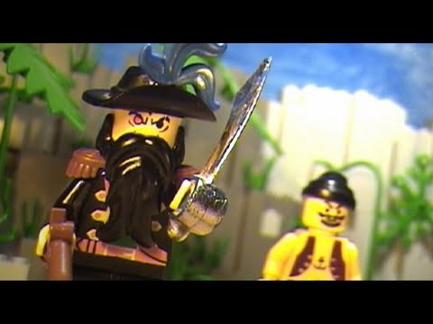 """Pirates"" Lego Movie: part 4"