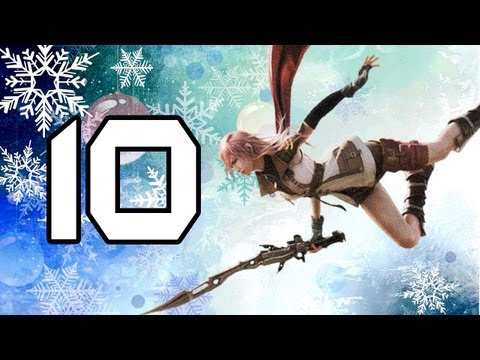 Final Fantasy XIII 10 - Boss Battle Garuda!