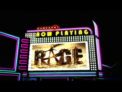 GameSpot Now Playing - Rage (Xbox 360) Rage на xbox Rage xbox 360 http://www.gamespot.