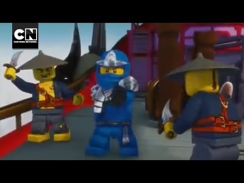 NinjaGo Season 2 Ep 15 Ninja vs Pirates Part 2 ниндзяго 2 сезон 15