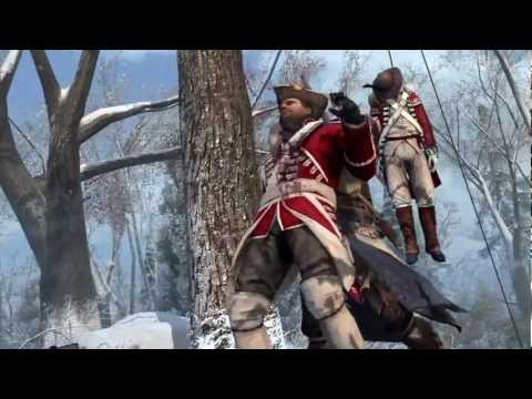 Assassin's Creed 3 — Движок AnvilNext (HD)