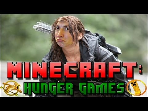 Minecraft: Hunger Games w/Mitch! Game 45 - A Hunger Games First прохождение hunger games - the game