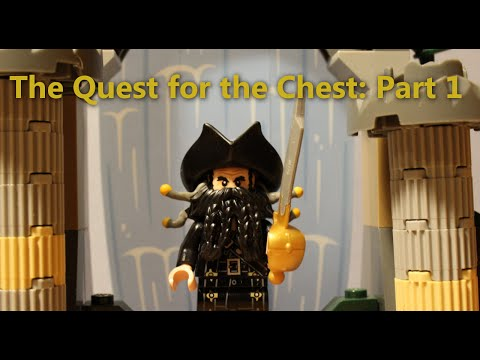 LEGO Pirates of the Caribbean 2: The Quest for the Chest Part -1