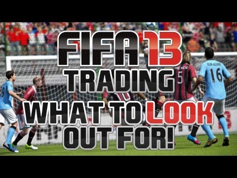 Fifa 13 Ultimate Team Trading Tips - What To Look Out For! chuzzz.com