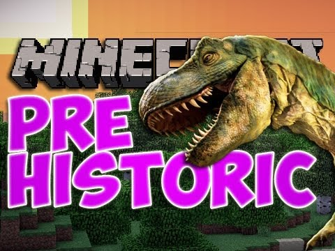 Minecraft Mods | Episode 691 | PRE-HISTORIC | iPodmail | 1.3.2 ... ��������� Pre-Historic Mod ����� ����� ���� �� ��������� prehistoric mod ����� �� ����������� minecraft 1.3.2