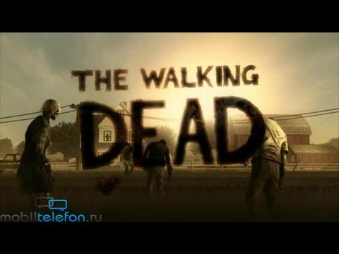 Обзор игры Walking Dead: The Game для iPhone, iPad (review ... walking dead игра на iphone Walking Dead: The Game  на iphone The walking dead на iphone
